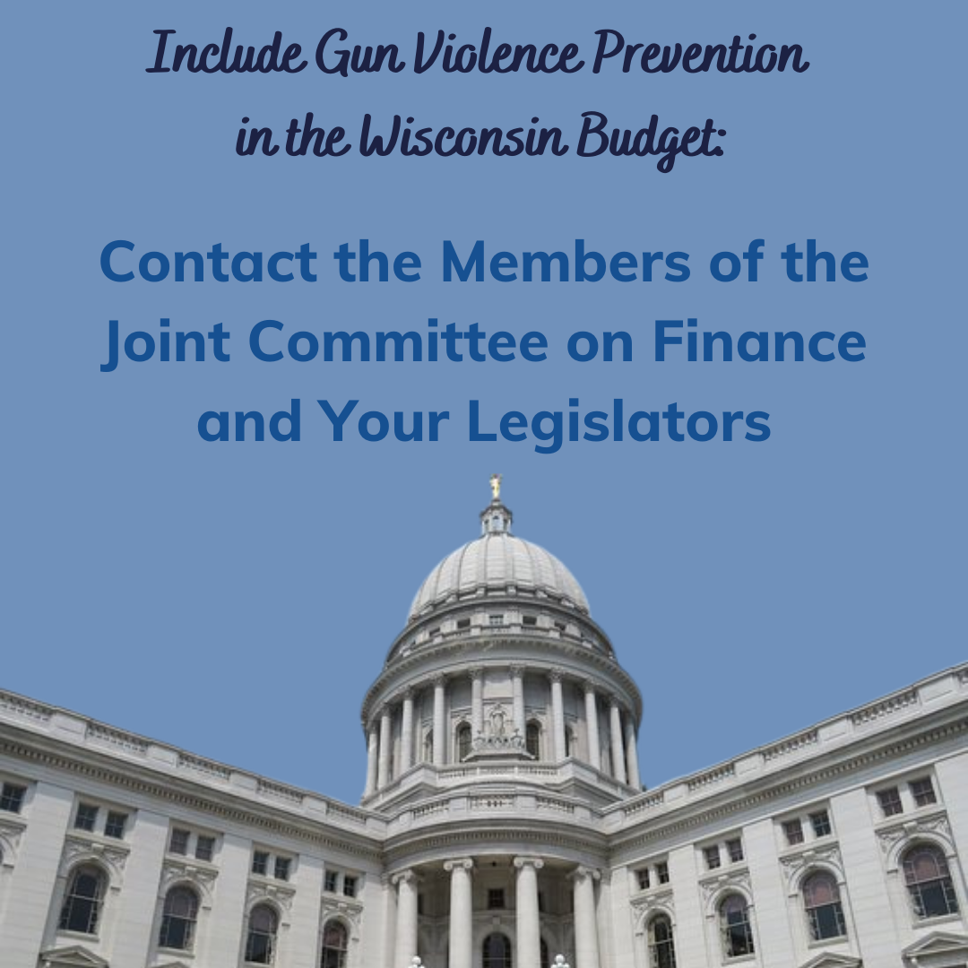 WI Budget Action Hub for Gun Violence Prevention